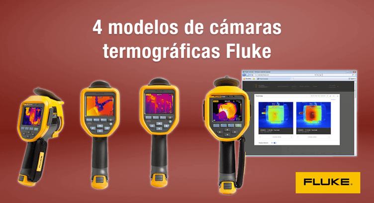 cámaras termográficas Fluke