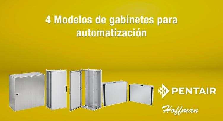 gabinetes Hoffman para automatización