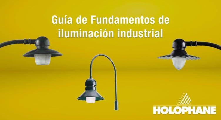iluminación industrial holophane