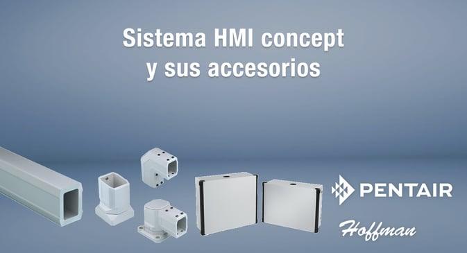 Sistema HMI concept