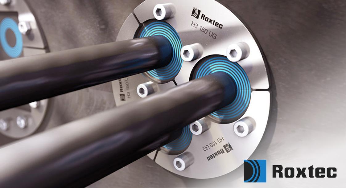 Ventajas de los Sistemas de sellado para cables y tubería Roxtec