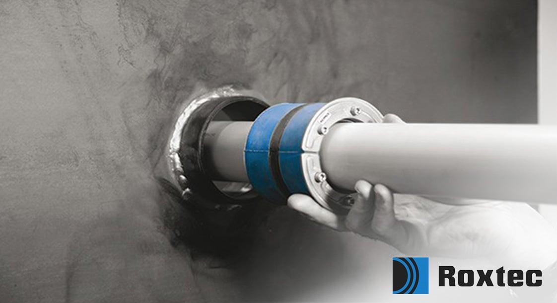 Proceso de instalación de Sistemas de sellado para cables y Tubería Roxtec