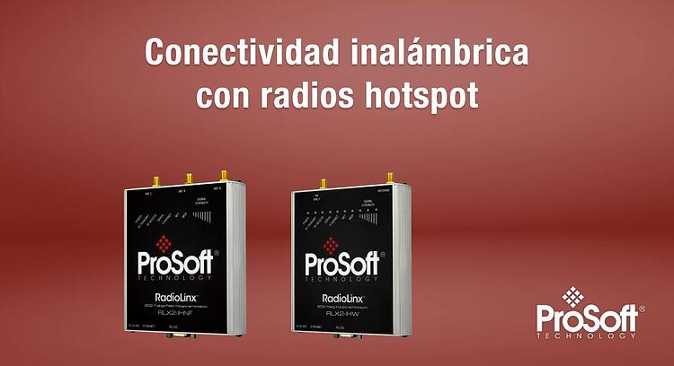 radios hotspot prosoft