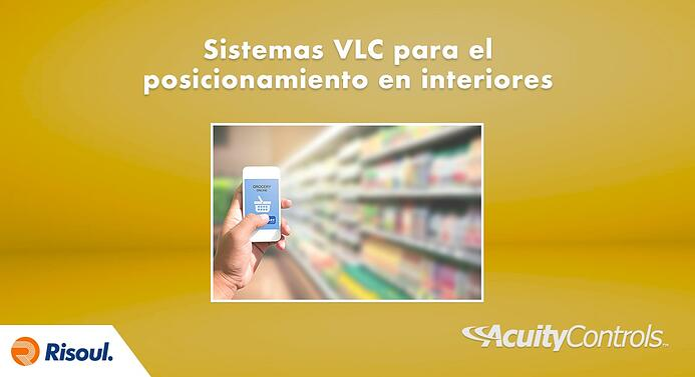 Sistemas VLC de Acuity Brands para el posicionamiento en interiores