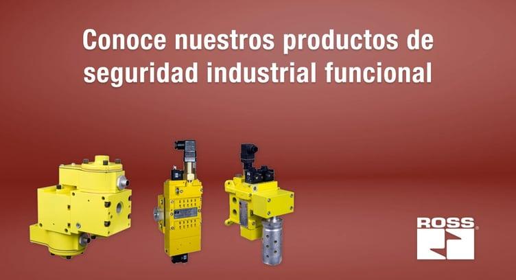 productos de seguridad industrial funcional Ross Controls