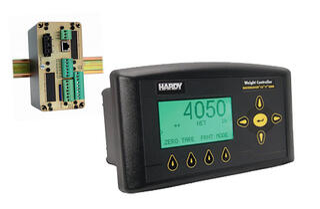 controlador de peso hardy H14050-PM-AC-EIP