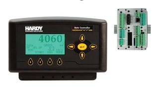 controlador de peso Hardy Modelo H14060-PM-AC-EIP