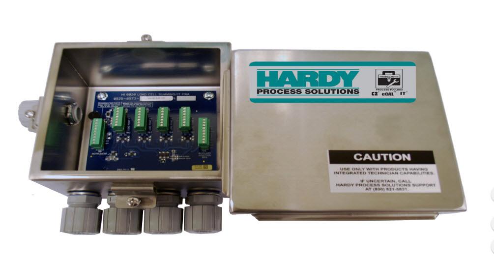 software tecnico integrado en caja suma de Hardy