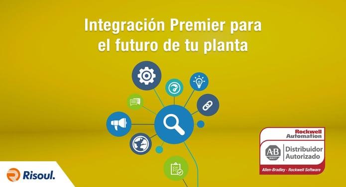 Integración Premier de Rockwell para el futuro de tu planta