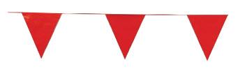 Cinta de banderines para obstrucción brady