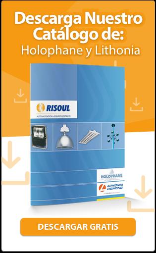 Catálogo Holophane y Litonia