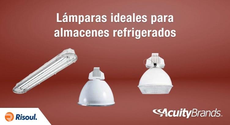 Lámparas Acuity Brands ideales para almacenes refrigerados.jpg