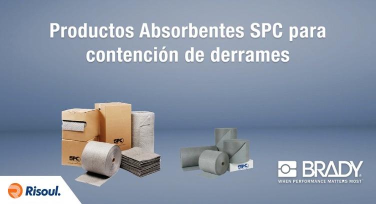 Productos Absorbentes SPC de Brady para contencion de derrames.jpg