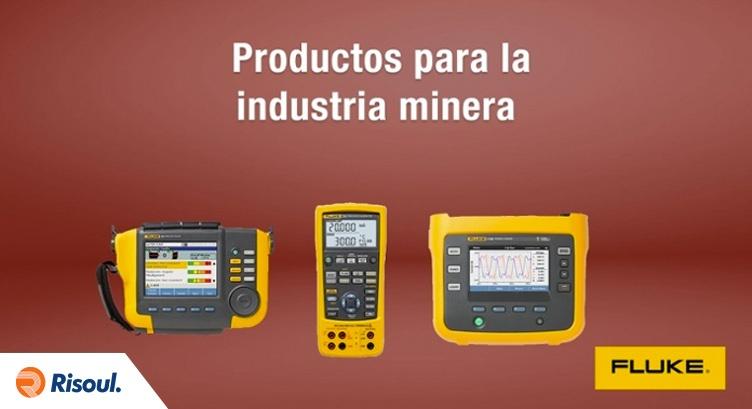 Productos Fluke para la industria minera.jpg