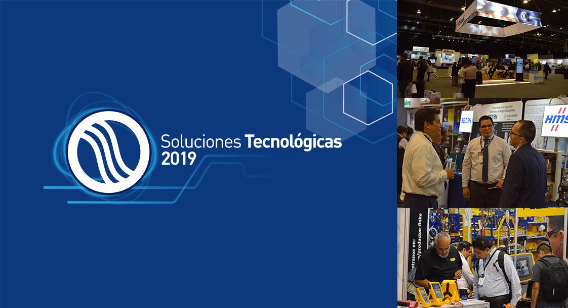 Reseña de evento: Soluciones Tecnológicas 2019