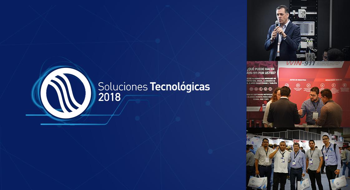 Soluciones Tecnológicas 2018