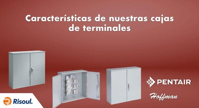 Características de nuestras cajas de terminales Hoffman