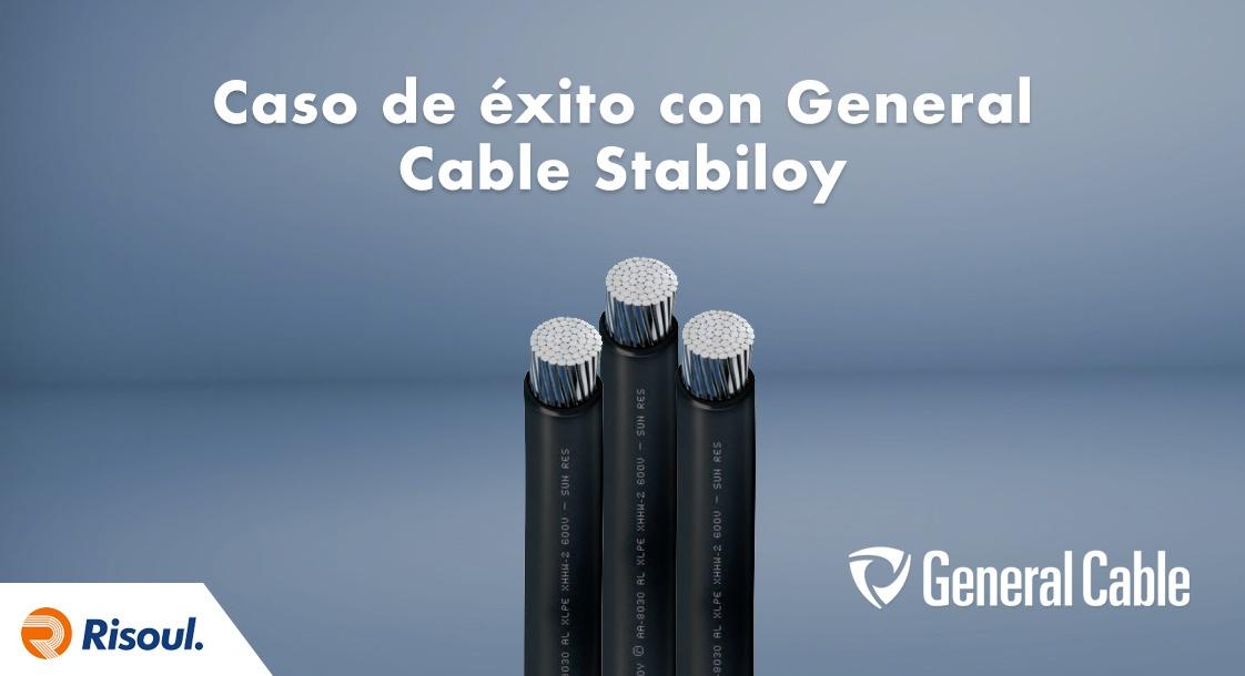 Caso de éxito con General Cable Stabiloy