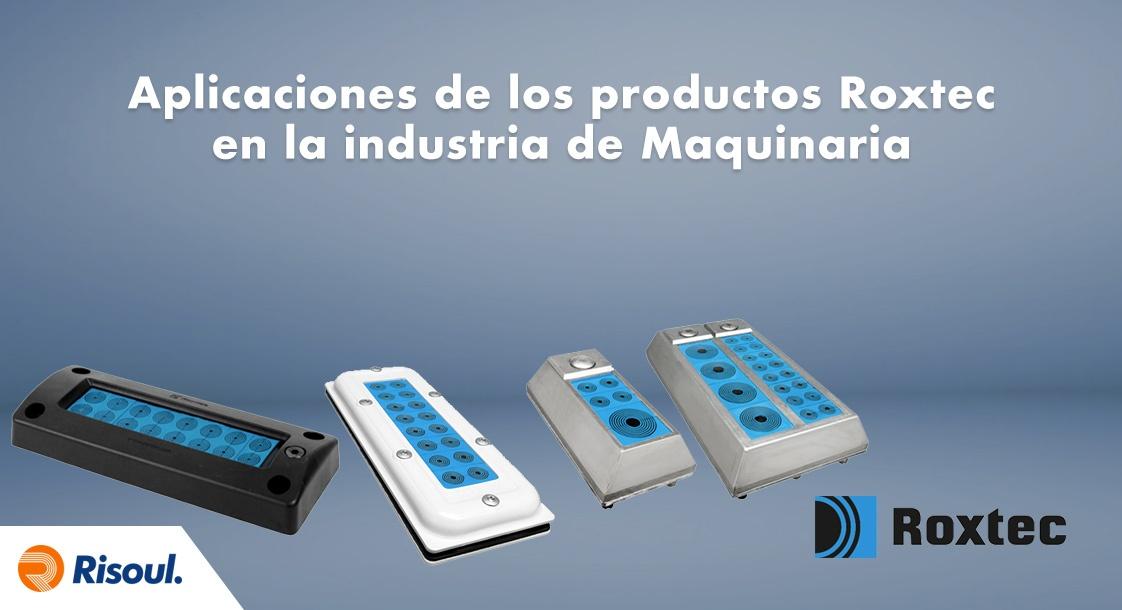 Aplicaciones de los productos Roxtec en la industria de Maquinaria