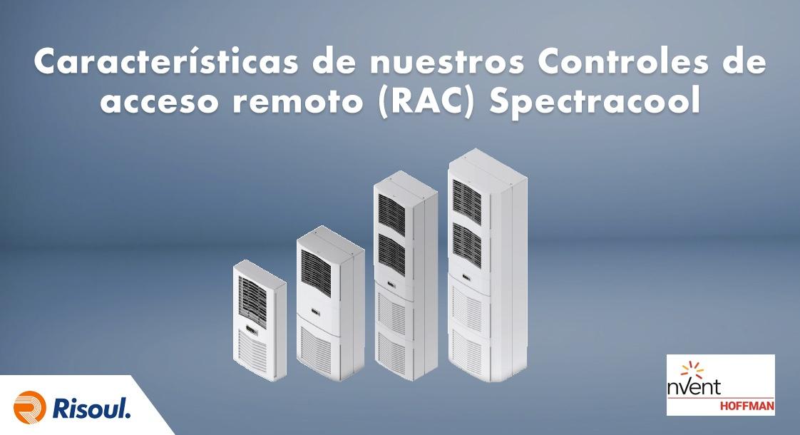 Características de nuestros Controles de acceso remoto (RAC) de Hoffman
