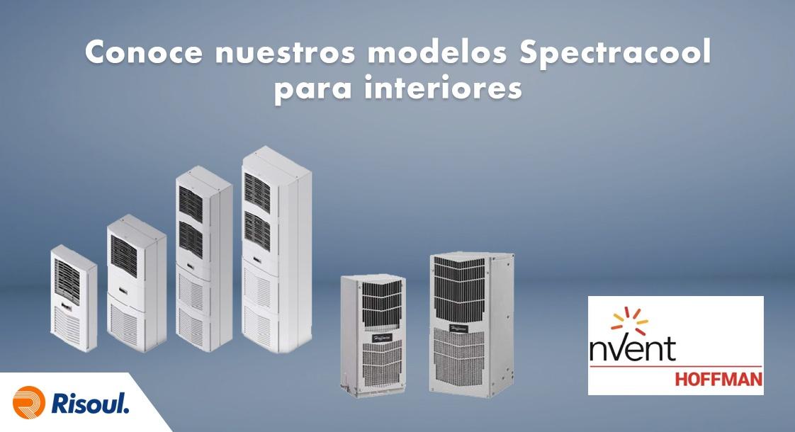 Conoce nuestros modelos Spectracool Hoffman para interiores