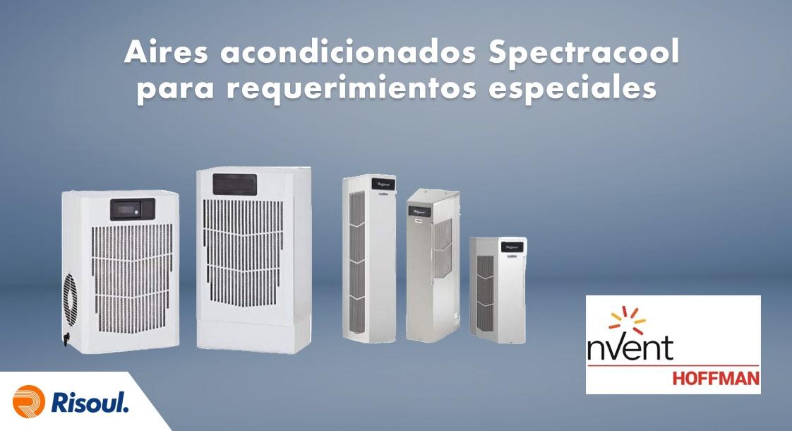 Aires acondicionados Spectracool Hoffman para requerimientos especiales