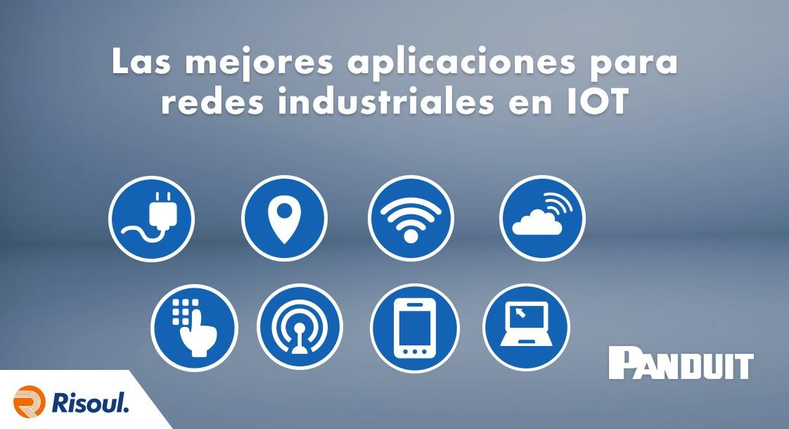 Las mejores aplicaciones para redes industriales en IOT con Cisco