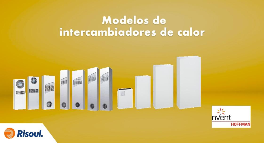Modelos de intercambiadores de calor Hoffman