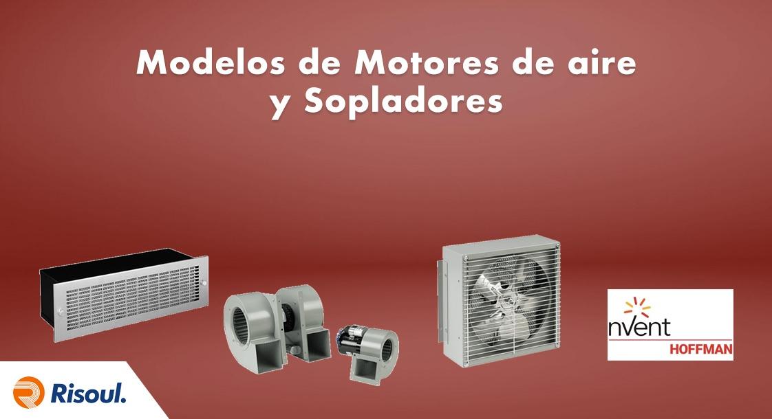 Modelos de Motores de aire y sopladores Hoffman