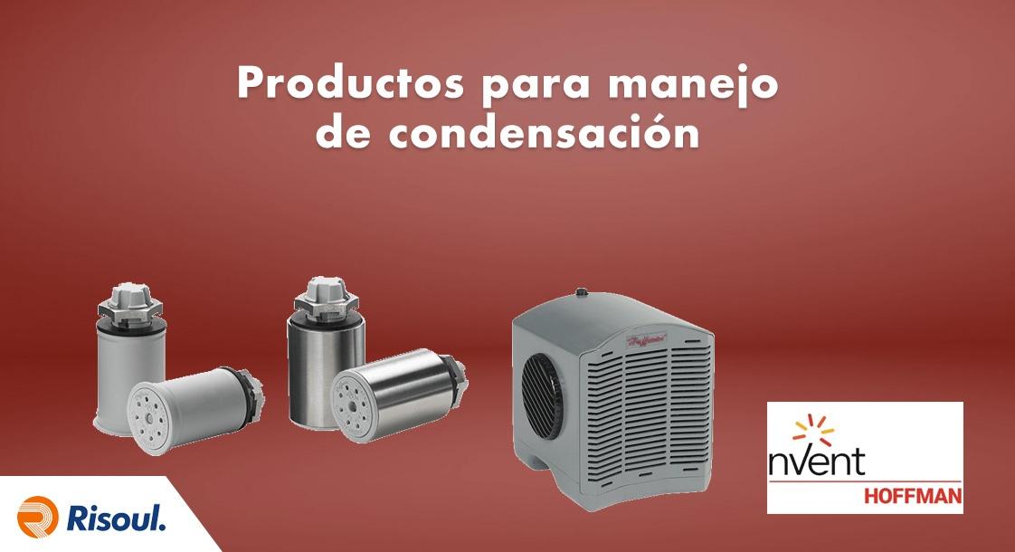 Productos para manejo de condensación Hoffman