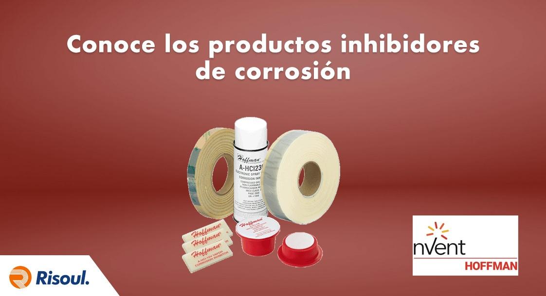 Conoce los productos inhibidores de corrosión de Hoffman