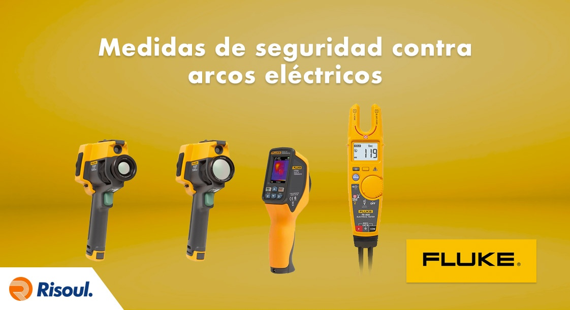 Medidas de seguridad contra arcos eléctricos