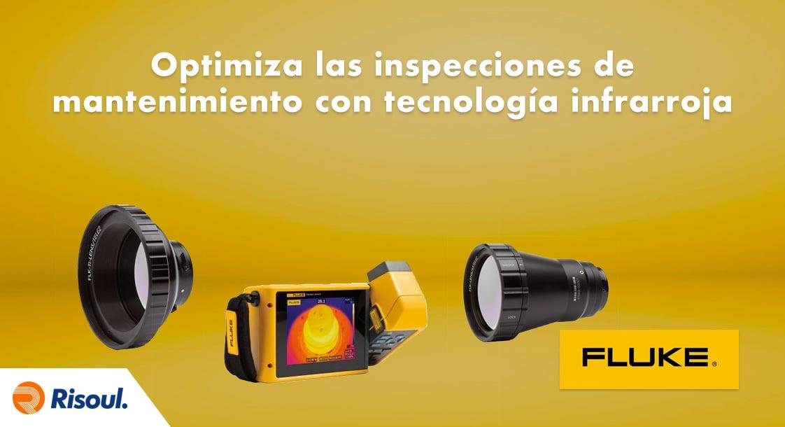 Optimiza la seguridad en las inspecciones de mantenimiento con tecnología infrarroja