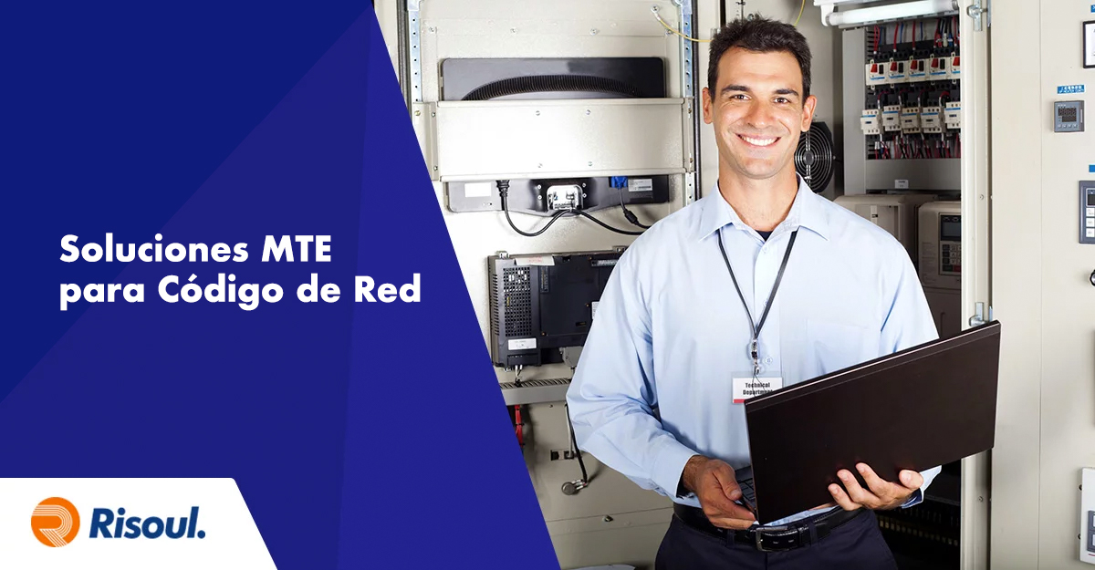 Nuestras soluciones para drives MTE que te ayudarán a cumplir con el código de Red