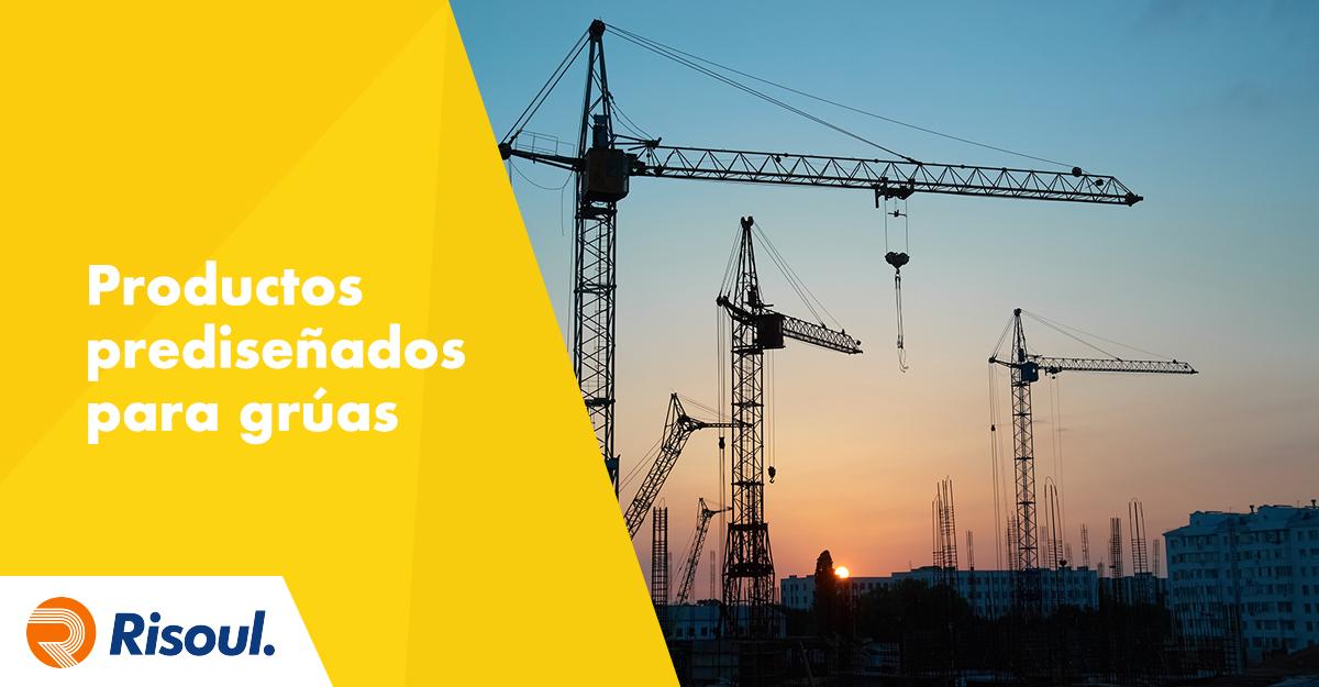 Estaciones de trabajo y productos prediseñados para grúas Hubbell Workplace Solutions