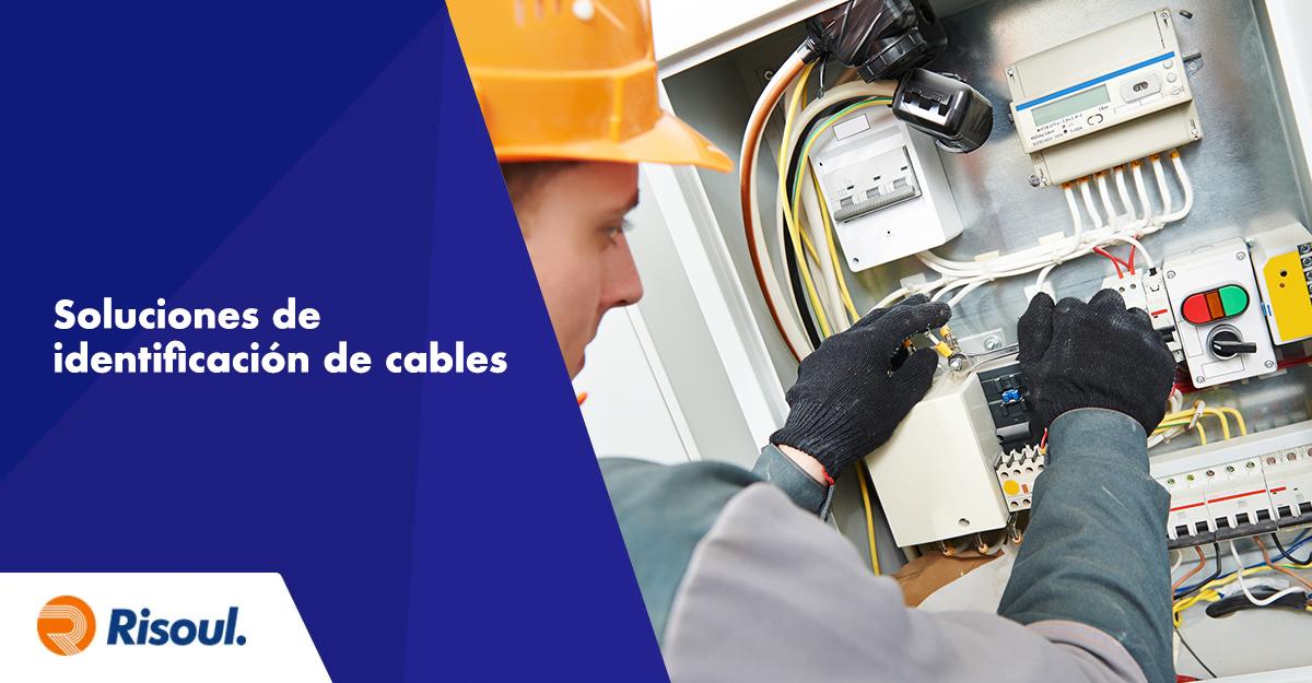 Soluciones de identificación de cables para todas las industrias