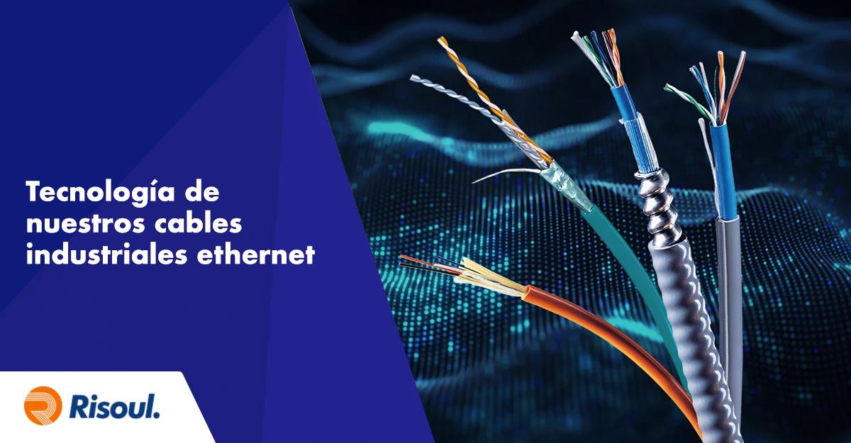 Conoce la tecnología de nuestros cables industriales ethernet Belden