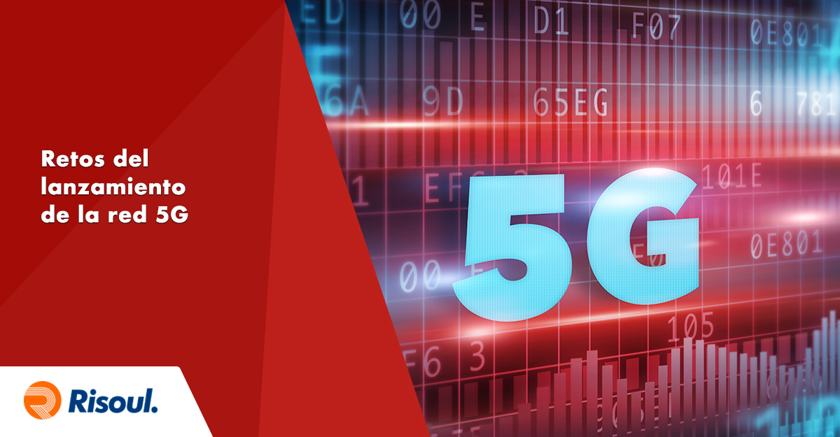 Retos del lanzamiento de la red 5G y la ampliación de la computación en el borde de la red