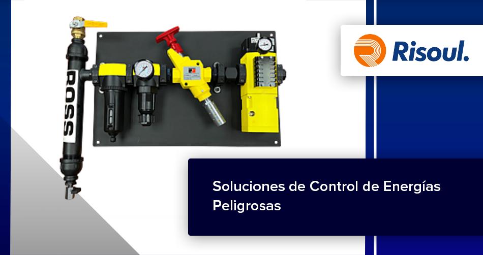 Soluciones de Control de Energías Peligrosas Ross Controls