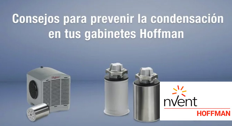Consejos para prevenir la condensación en tus gabinetes Hoffman
