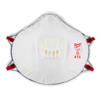 milwaukee 4 mascarilla