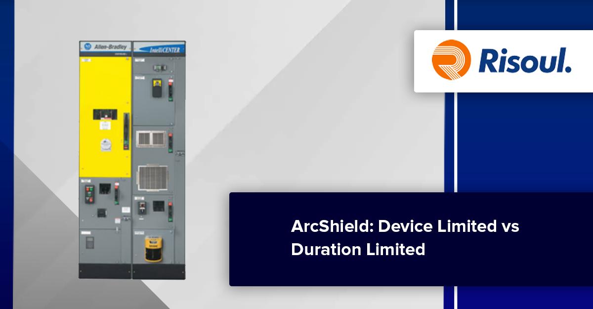 ArcShield: Device Limited vs Duration Limited (Infografía)