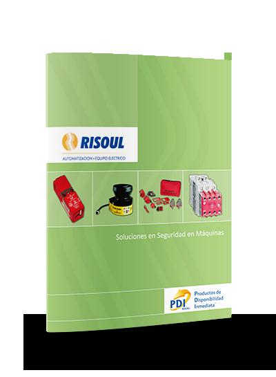 Catálogo PDI de Soluciones de Seguridad en Máquinas