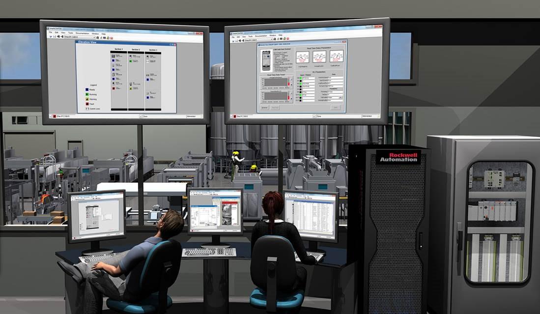 Integración Premier: visualización y control de equipo de potencia