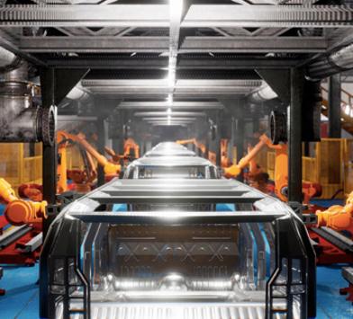Seguridad en maquinaria para la industria automotriz, normatividad