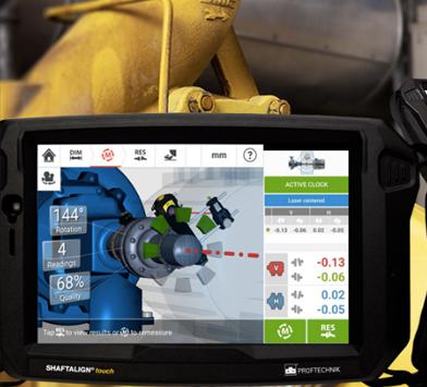 Aumenta la eficiencia de tus motores y la vida útil de tus máquinas rotatorias