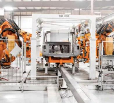 Seguridad para la industria automotriz, casos de aplicaciones y demostración