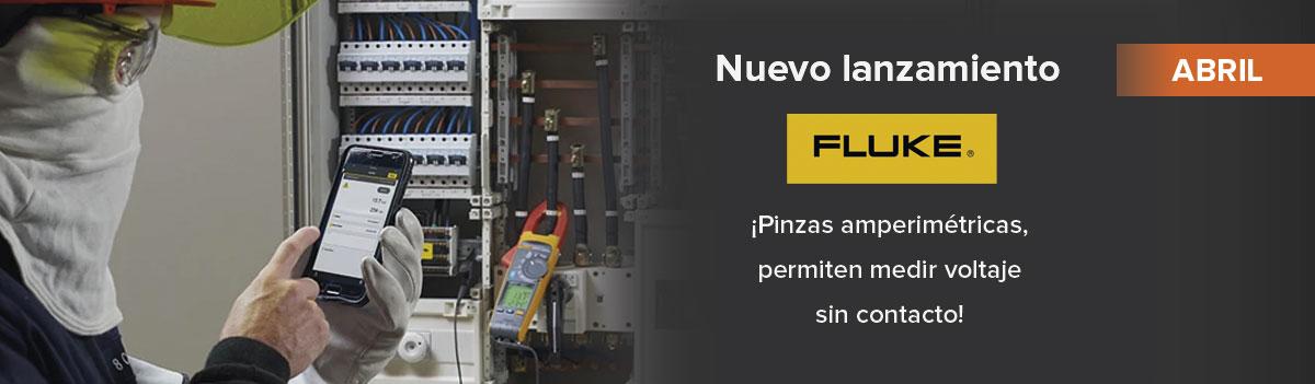 ¡Nuevas pinzas amperimétricas que permiten medir voltaje sin contacto!