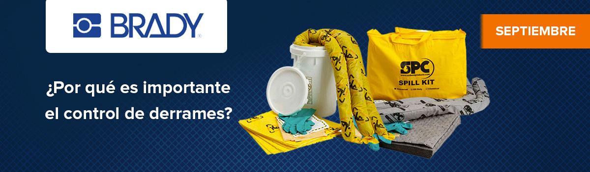 ¿Por qué es importante el control de derrames?