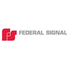 Distribuidores de productos Federal Signal